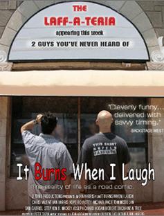 It Burns When I Laugh