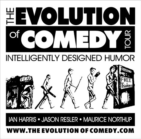 The Evolution Of Comedy Tour with Ian Harris
